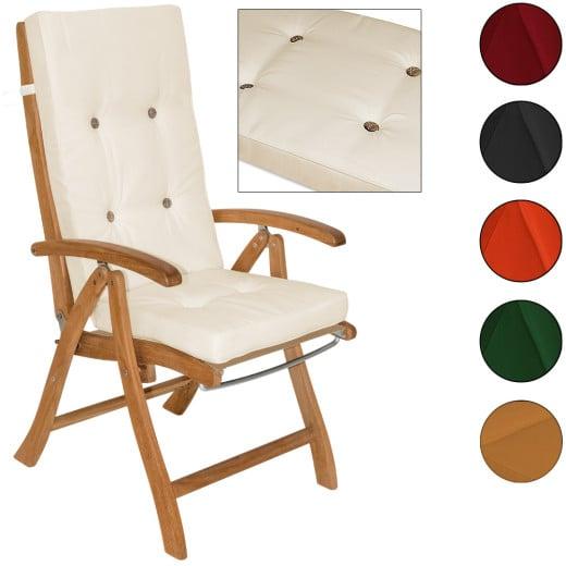 Stuhlauflage 6er-Set für Hochlehner Vanamo