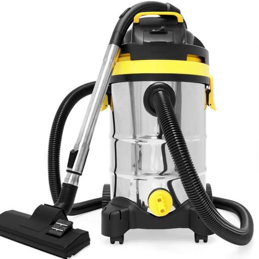 Nass- und Trockensauger 30 Liter