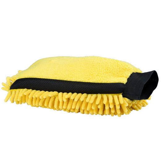 Waschschwamm Gelb 25x16x3cm