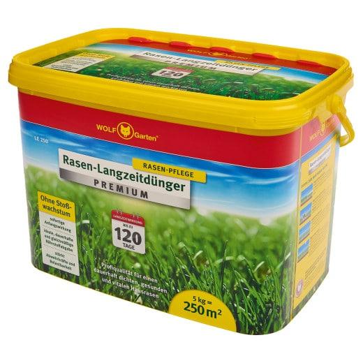 Rasen-Langzeitdünger LE250 250m²