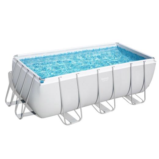 Bestway Frame Pool Power Steel™ Set 412x201x122