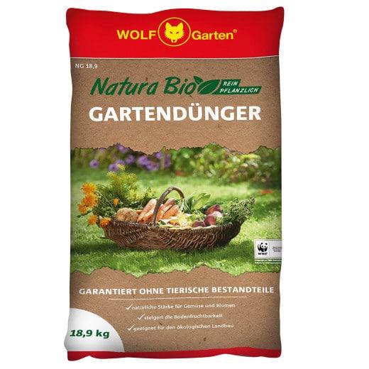 Gartendünger Natura 280m²