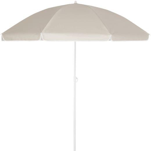 Sonnenschirm Crete Beige 200cm Neigefunktion