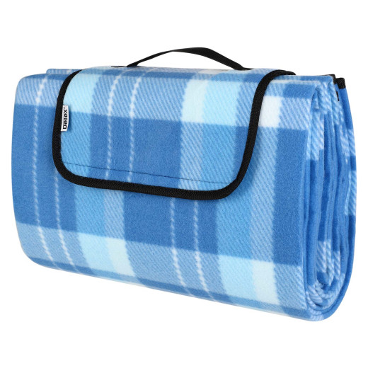 Picknickdecke mit Tragegriff - wärmeisoliert & wasserdicht