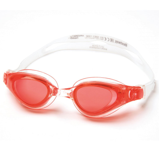 Kinder Taucherbrille 100% Latexfrei rot