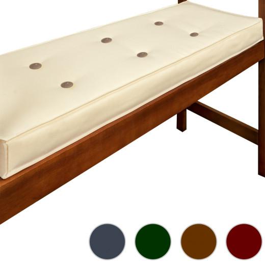 Sitzauflage Bank 110x45cm