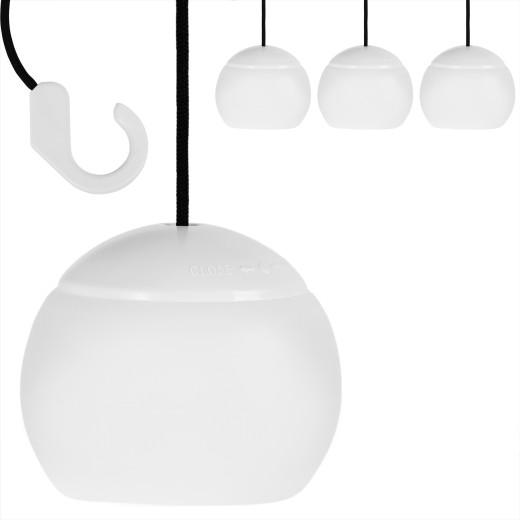 LED Hängelampe Kolibri 4er-Set