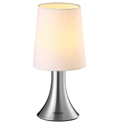 Tischlampe Cahaya Weiß