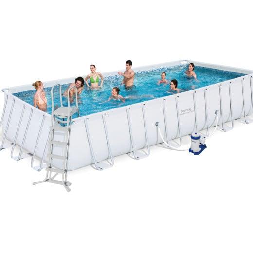 Bestway Pool Komplettset 732x366x132cm