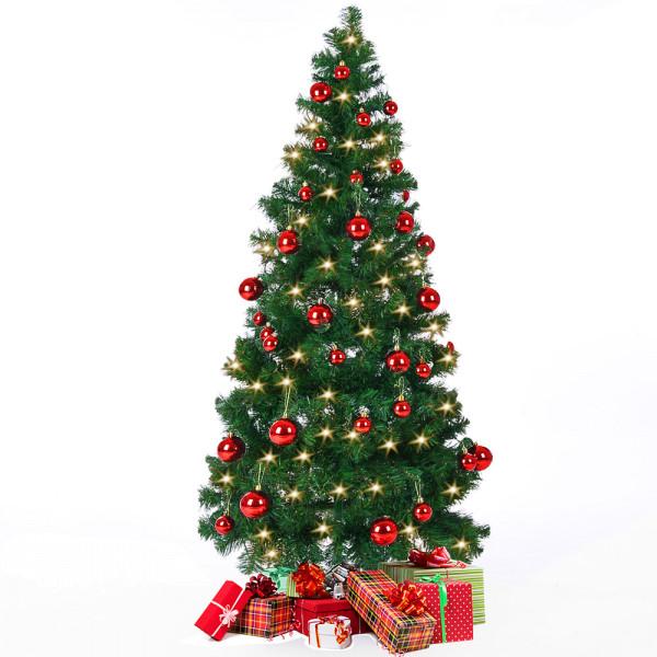 Pop-Up Weihnachtsbaum 180cm inkl. Baumschmuck