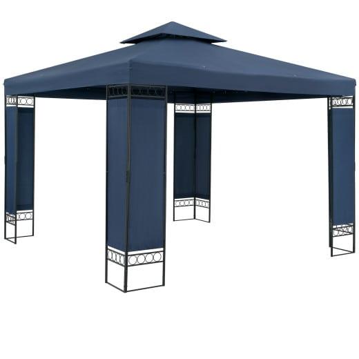 Pavillon Lorca Blau 3x3m