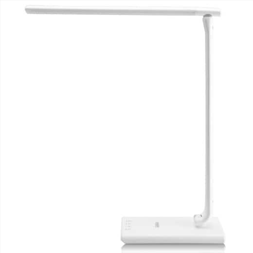 LED Tischlampe Cataleya weiß