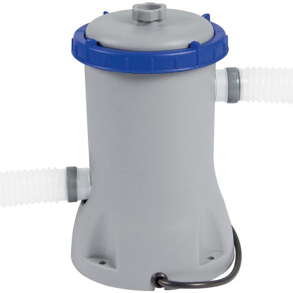 Flowclear™ Filterpumpe 2.006 l/h + Filterkartusche