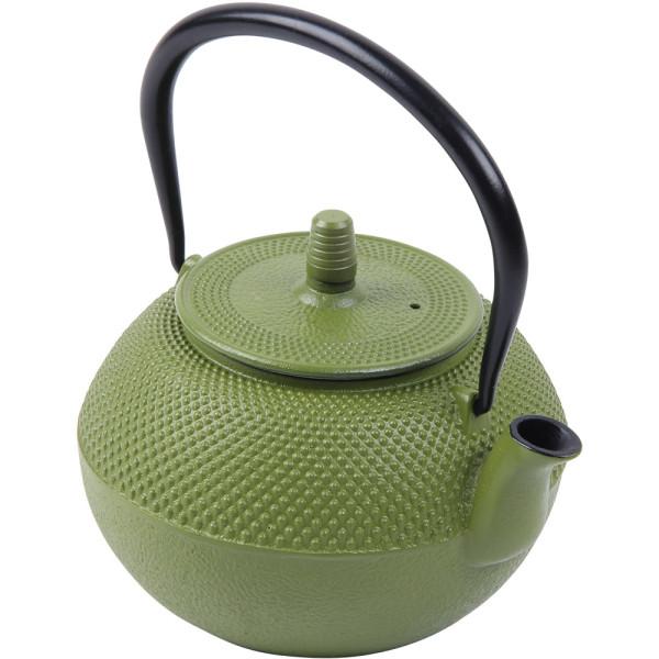 Teekessel Grün Gusseisen 1250ml