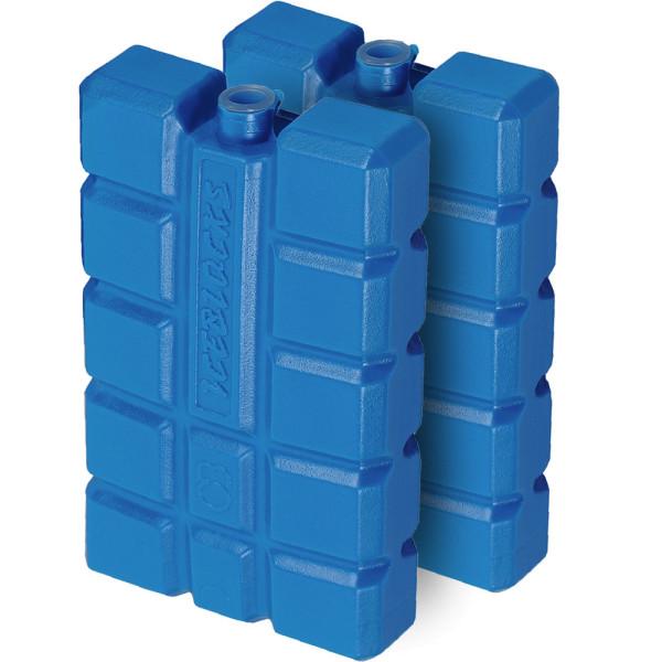 Kühlakkus 2er-Set Blau 15x8x4cm