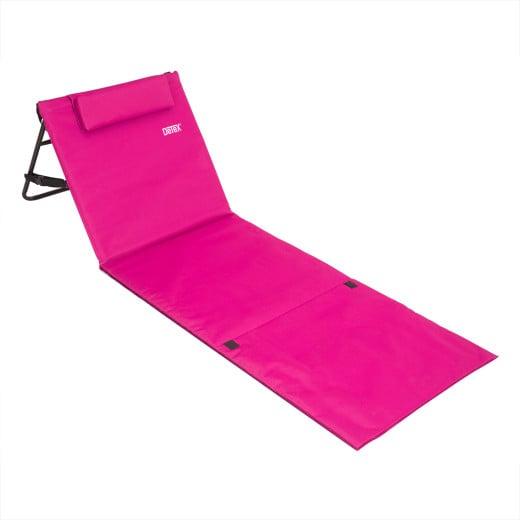 Strandmatte Pink 158x56cm