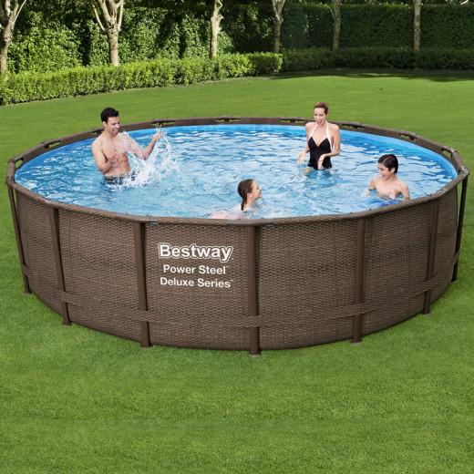 Bestway Power Steel™ Pool Ø488cm