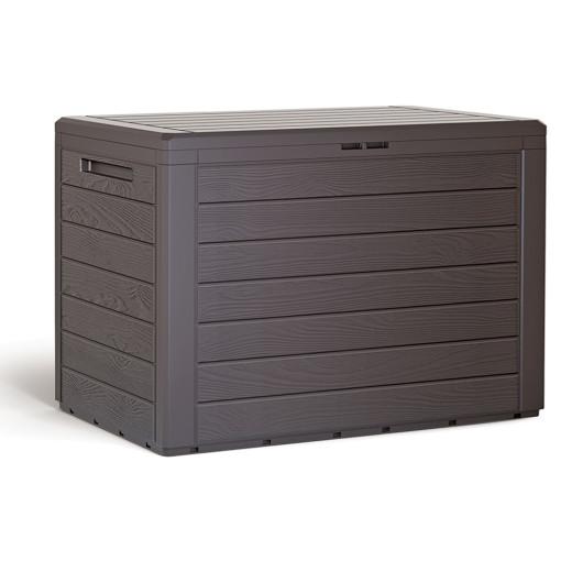 Auflagenbox Lille Braun 78x43,8x55cm