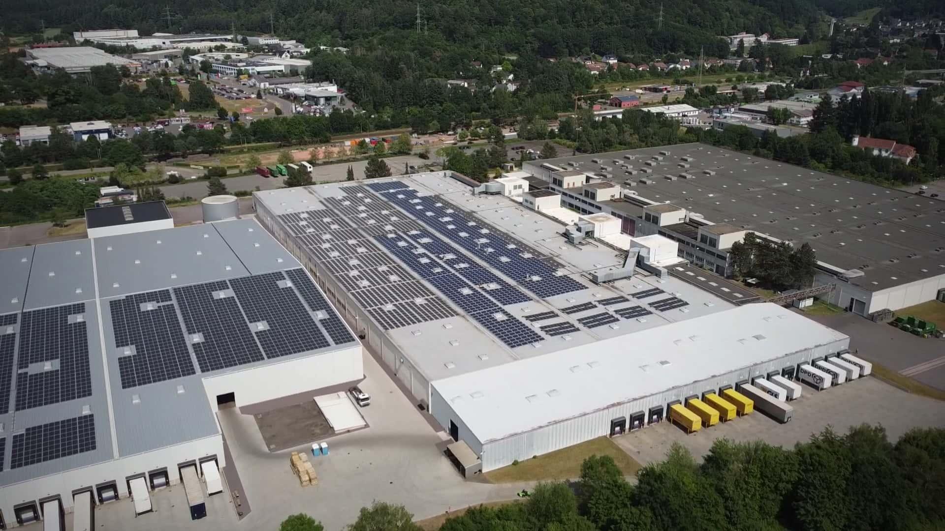 Firmengelände Deuba GmbH