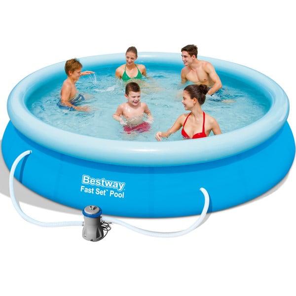 Fast Set Pool - Ø 366cm inkl. Filterpumpe