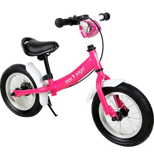 Kinderlaufrad Street Angel Pink