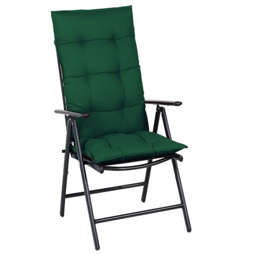 Sitzkissen 6er-Set Cozy Vanamo Grün 129x53x10cm