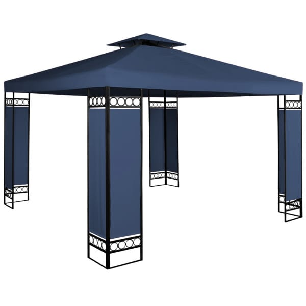Pavillon Lorca Blau 3x3 m