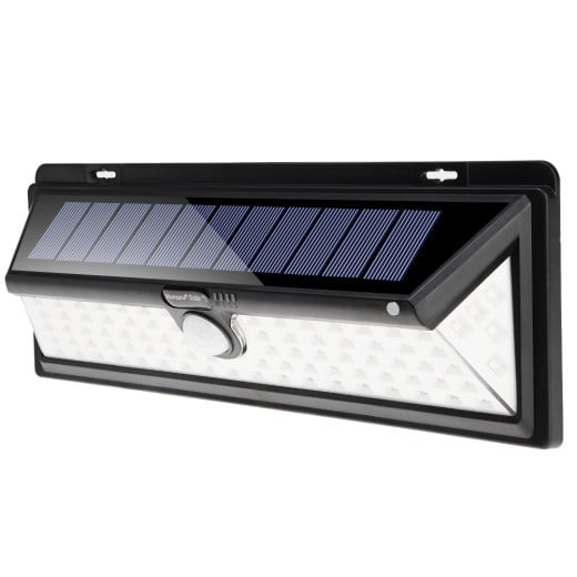 Solar Wandleuchte mit Bewegungsmelder 90 LED's