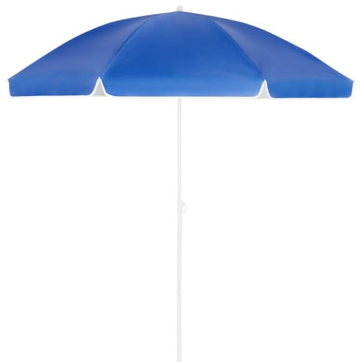 Sonnenschirm Crete Blau 200cm Neigefunktion