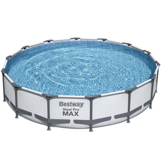Bestway Frame Pool Steel Pro™ Set Ø427cm